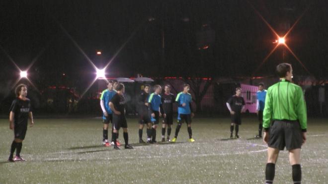 Fall 2012 OPSL PLayoffs: DNA FC vs. Kell's FC Swoosh