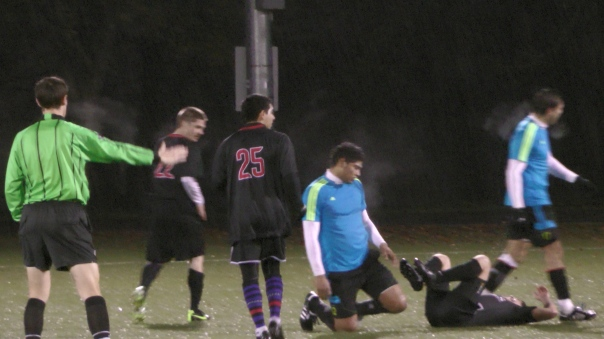 Fall 2012 OPSL PLayoffs: DNA FC vs. Kell's FC Swoosh